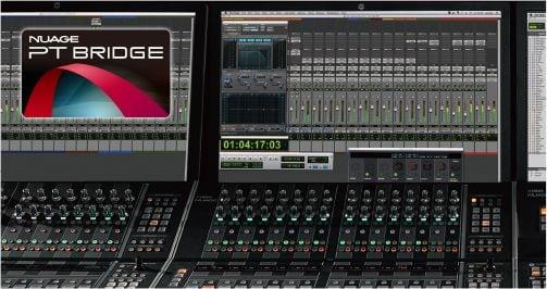 NUAGE - Control Surface - DAW Systems - Ammattiäänentoisto