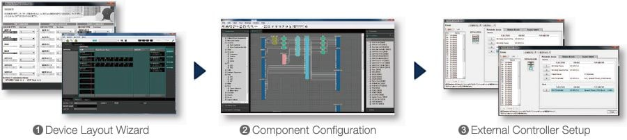 An Intuitive Graphical Interface for Sound System Design
